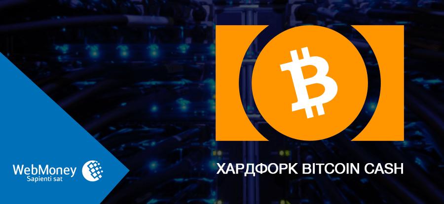 Хардфорка в сети Bitcoin Cash 15 ноября 2020 года
